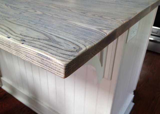 Raging River Driftwood Collection Wood Counters